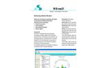 Datawell - Version W@ves21  - Brochure
