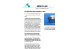 GPS Based Motion Sensor MOSE-G1000 Brochure