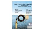 Saiv - Model TD301R - Water Level Recorder - Brochure