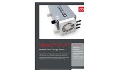 HydroC - CH4 Flow Through Sensor Brochure