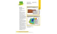 GGU-2D-SSFLOW - Geohydraulic Analysis Software - Datasheet