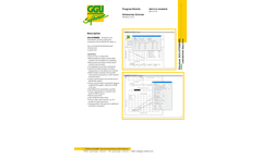 GGU-Atterberg - Laboratory Analysis Software - Datasheet