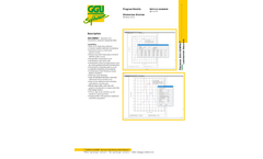 GGU-Compact - Laboratory Analysis Software - Datasheet