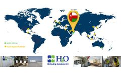 H2O Biofouling Solutions, now present in Oman