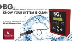 H2O BFS announcement - New partnership with Structural Integrity Associates Inc.