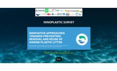 Innovative approaches towards prevention, removal and reuse of marine plastic litter