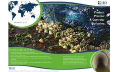 H2O Biofouling Solutions - Company Brochure Spanish
