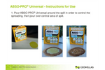 ABSO-PRO Universal - Instructions for Use Manual