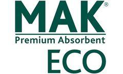 MAK - Model ECO L16 - Premium Granular Absorbent