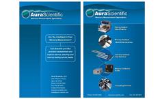 Aura Scientific Overview Brochure