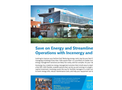 Save on Energy and Streamline Operations - Brochure