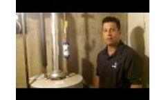 Water Softener Installed in 30 Seconds: Scalehound Difference Video