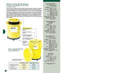Drum Top Catch Basin & Funnel Brochure