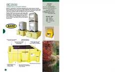 TOTE & IBC - Containment Dispensing Units Brochure