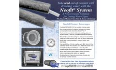 Neofit+Plus - Potable Pipe Lining System - Brochure