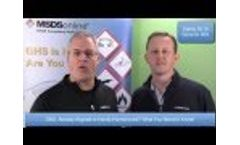 Safety 2014 Sesssion 669 Glenn Trout and Chuck Haling Video