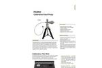 Model PGS-60 - Calibration Hand Pump Brochure