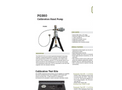 Model PGS-60 - Calibration Hand Pump Brochure
