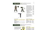 EiUK - Model PGS-40 - Handheld Pressure Test Pump Brochure