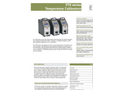 EiUK - Model PTB Series - Portable Temperature Calibrators Brochure