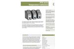 EiUK - Model PTB Series - Portable Temperature Calibrators Brochure