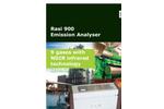 EiUK Rasi - Model 900-1 - Portable Emission Analyzer Brochure