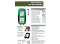 RASI - Model 300 - Flue Gas Analyser Brochure