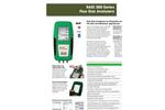 RASI - Model 300 - Flue Gas Analyser Brochure