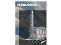 HURIKAN - Model 500 - Advanced Mobile Incineration Systems Brochure