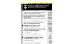 Basic Hands-On CAMEO Training Brochure