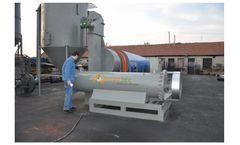 Carbon Black Superfine Impact Mill