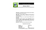 Brake Prep TDS / MSDS