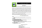 EP-921 Tech Sheet
