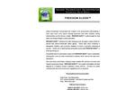 Freedom Kleen Tech Sheet