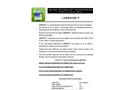Lubratek TDS / MSDS