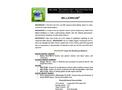 Millennium TDS / MSDS