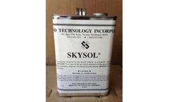 Skysol - Model MIL PRF-680 Type IV - Solvent Cleaning Solution