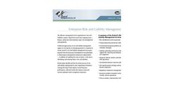 Enterprise Risk and Liability Management Brochure