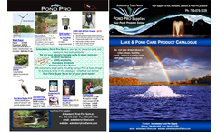 Products Catalogue - Brochure