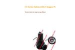 CS Series Submersible Chopper Pump - Catalogue