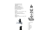 DeTech - Model DSA Series - Submersible Aerator - Brochure