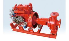 DeTech - Fire-fighting Pump Set
