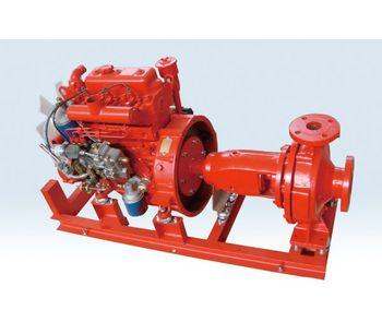 DeTech - Fire-fighting Pump Set