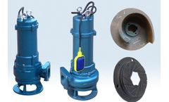 DeTech - Model CP Series - Sub-Sewage Pump
