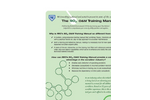 SO2 Training Manual (SO2TM) - Brochure