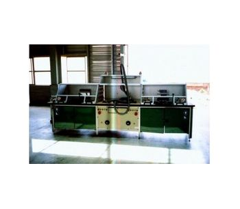COSA  - LCD recycling, Monitor Recycling System