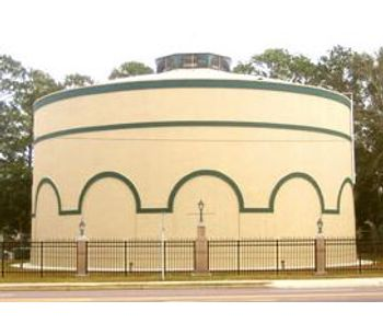 Prestressed Concrete Tanks for Water - Water and Wastewater