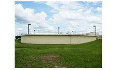 Prestressed Concrete Tanks for Wastewater