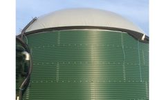 J & J Carter - Biogas Storage System