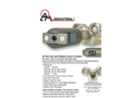 SP100 Pan & Rotate Colour Sewer Inspection Camera